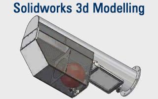 Solidworks 3d modelling
